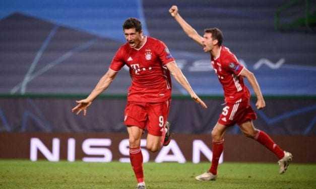 Εύκολη πρόκριση της Μπάγερν Μονάχου στον τελικό του Champions League