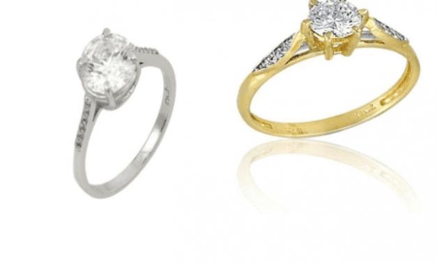 Μονόπετρα δαχτυλίδια: Διαλέγοντας το σύμβολο του δεσμού σου!