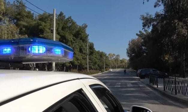 Η αστυνομία συνέλαβε 3 Δροσερίτες την ώρα που «κανιβάλιζαν» φορτηγό που έκλεψαν από την Ξάνθη
