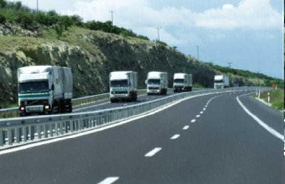 Εμπάργκο τώρα στις Τούρκικες Μεταφορές