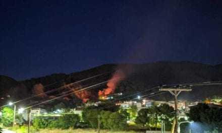 Στο πόδι η Πυροσβεστική για τη φωτιά στα Κιμμέρια