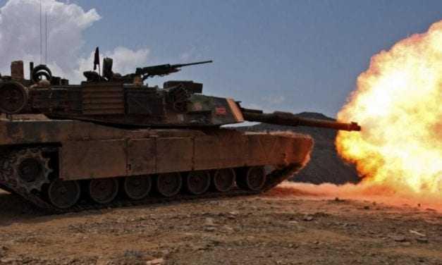 Εκπαιδευτικός διαγωνισμός στο Δ' ΣΣ με τη συμμετοχή αρμάτων M1A2 ABRAMS