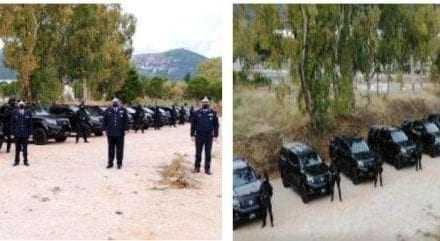 675 περιπολικά και 15.690 αλεξίσφαιρα γιλέκα δώρο Χρυσοχοΐδη στην Ελληνική Αστυνομία