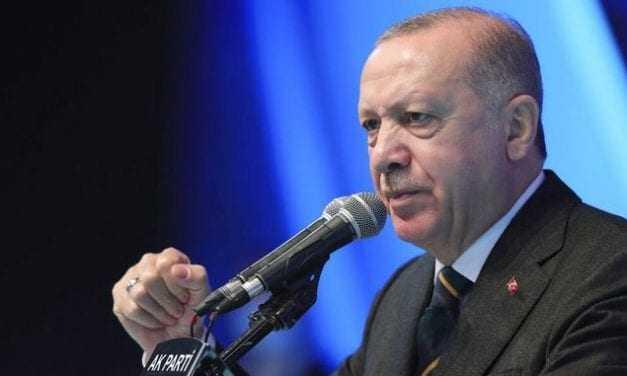 """Μέση Ανατολή: ΗΠΑ κατά Ερντογάν για τις """"αντισημιτικές"""" δηλώσεις"""