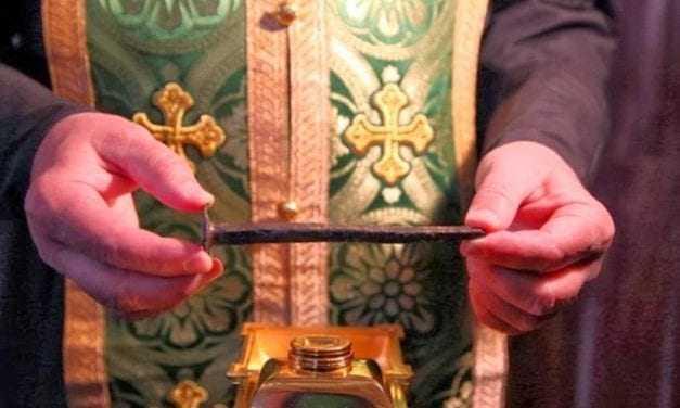 Ένα από τα καρφιά της σταύρωσης του Χριστού βρίσκεται στη Θάσο