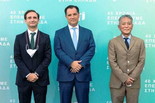 Νέα γραμμή παραγωγής στο εργοστάσιο της ΣΕΚΑΠ  JΤΙ: 40 χρόνια συνεπής επενδυτής στην Ελλάδα