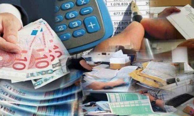 Ξεκινά ο φορολογικός Γολγοθάς | Ποιοι θα πληρώνουν φόρους κάθε μήνα για τους επόμενους μήνες