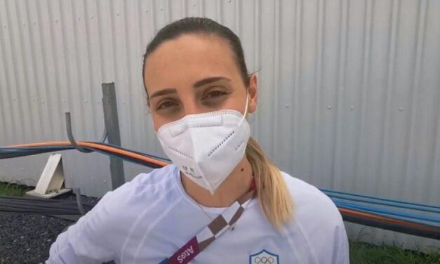 ΑΘΛΗΤΙΚΑΆννα Κορακάκη | Χάρηκα για το ρεκόρ, έδωσα το 100% στον τελικό