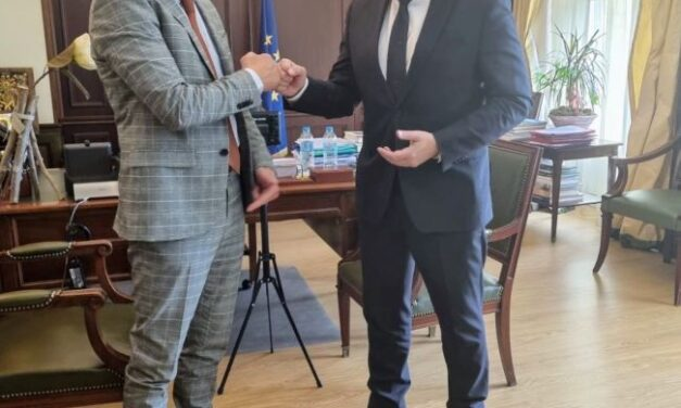 Έγκριση έργων στον Δήμο Ξάνθης ύψους 14.500.000 €  από το Πρόγραμμα «Αντώνης Τρίτσης» του ΥΠΕΣ