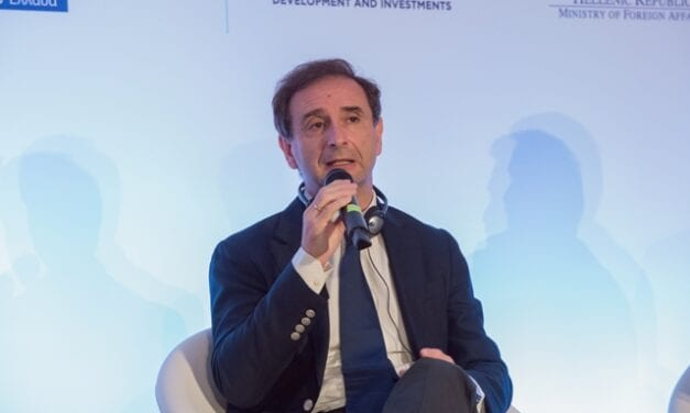 Ο CEO της JTI Ελλάδας, Victor Crespo στο 4th InvestGR Forum 2021