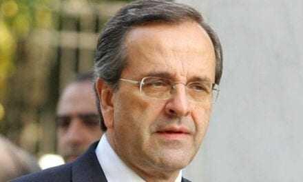 Δήλωση του πρώην Πρωθυπουργού Αντώνη Σαμαρά για την παρουσία του Ρ.Τ.Ερντογάν στην κατεχόμενη Κύπρο.