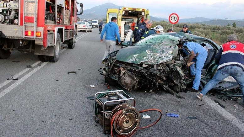 Η υπερβολική ταχύτητα αφαιρεί ζωές – Μηνιαίος απολογισμός στα θέματα Οδικής Ασφάλειας