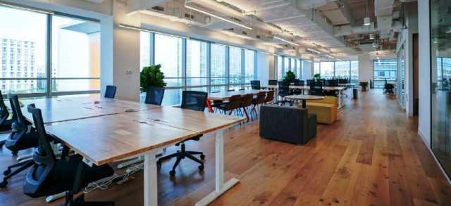 Δημιουργώντας ένα open plan γραφείο