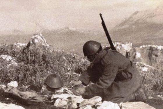 Η Μάχη του Οχυρού «ΕΧΙΝΟΣ» το …»ΡΟΥΠΕΛ της Θράκης» (Ντοκουμέντα Γερμανού Ανταποκριτή (φώτο & video)