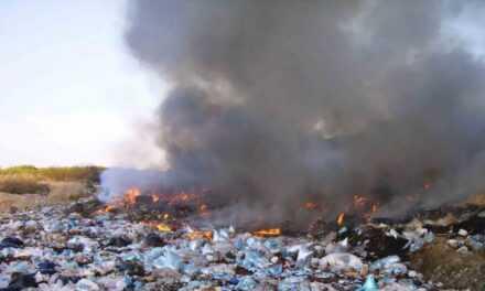 «Για την πυρκαγιά στο ΧΥΤΑ της Ξάνθης»  ΣΤΟ ΙΔΙΟ ΕΡΓΟ ΘΕΑΤΕΣ