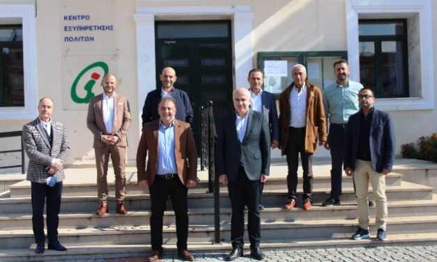 Χρηματοδοτήσεις ύψους 3,7 εκ. € από την Περιφέρεια ΑΜΘ για έργα υδρεύσεων στους Δήμους Κάτω Νευροκοπίου και Δοξάτου