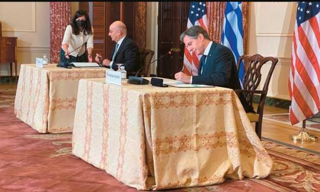 Η Αμυντική Συμφωνία ακύρωσε το casus belli της Τουρκίας στο Αιγαίο