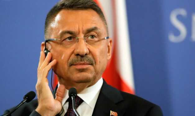 Πανικός στην Τουρκία – Αντιπρόεδρος Τουρκίας | Η Κύπρος είναι τουρκική από το 1571