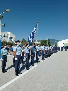 Τελετές ονομασίας και απονομής πτυχίων των νέων Αστυφυλάκων πραγματοποιήθηκαν στις έδρες των Τμημάτων Δοκίμων Αστυφυλάκων Κομοτηνής, Ρεθύμνου και Διδυμοτείχου
